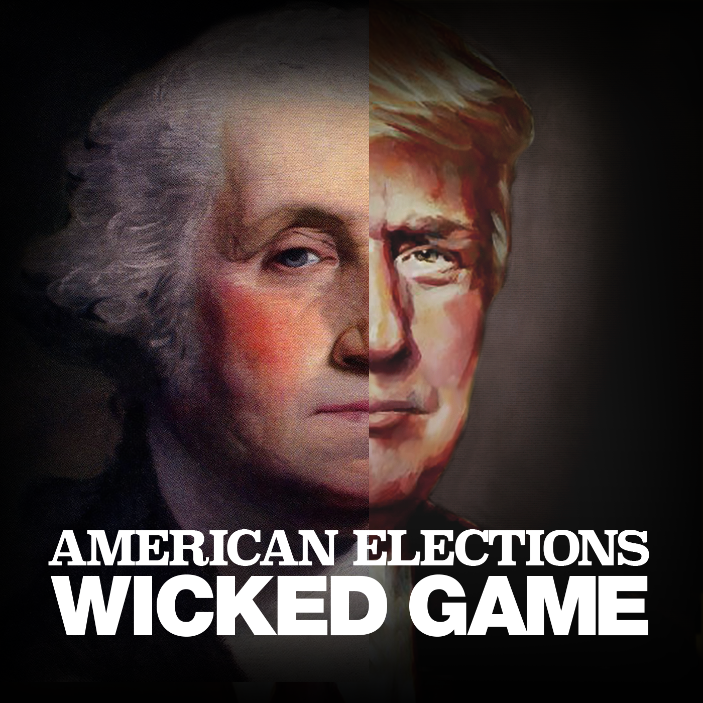 American Elections Key Art